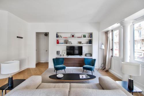 Rue du Louvre - Luxury apartment photo 10