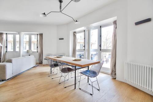 Rue du Louvre - Luxury apartment photo 11