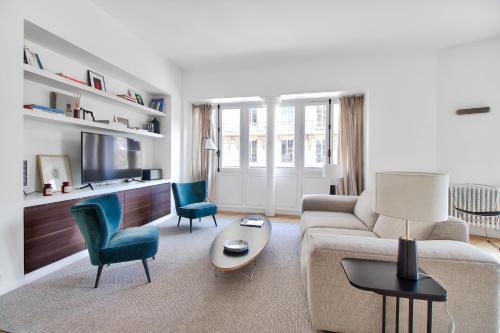 Rue du Louvre - Luxury apartment photo 13