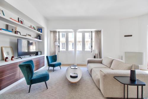 Rue du Louvre - Luxury apartment photo 14