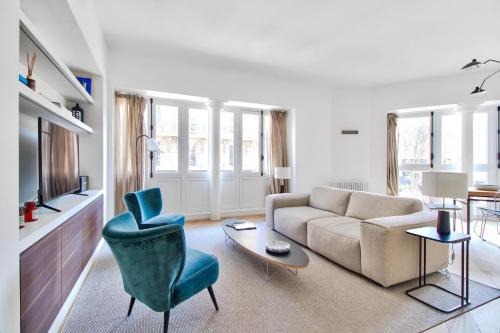 Rue du Louvre - Luxury apartment photo 15