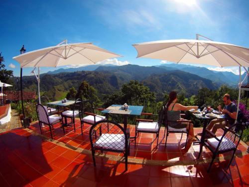 Foto de Hotel El Mirador del Cocora