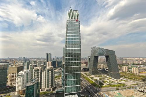 Hotel Jen Beijing impression