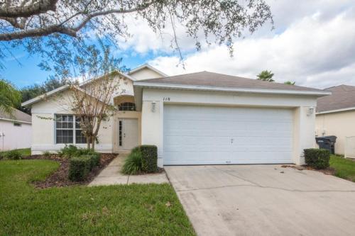 Deborah's Westridge Villa - Three Bedroom Home - Davenport, FL 33837