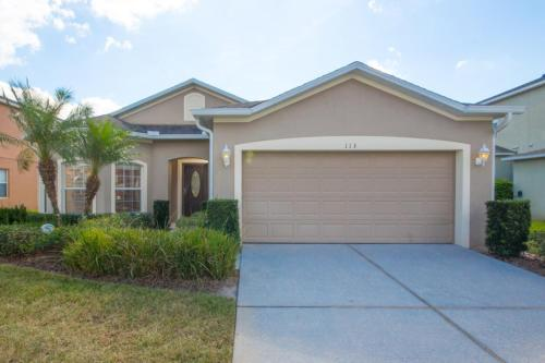 Marie's West Haven Villa - Four Bedroom Home - Davenport, FL 33896