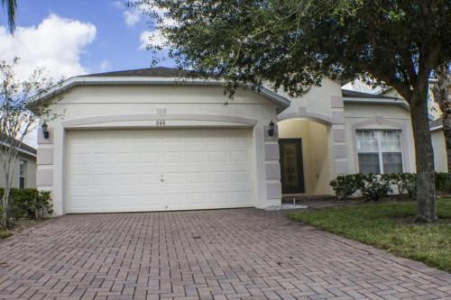 Mickey Magic Retreat - Four Bedroom Home - Davenport, FL 33897