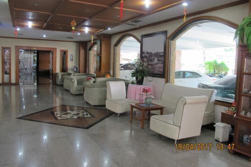 Ayutthaya Thenee Hotel impression