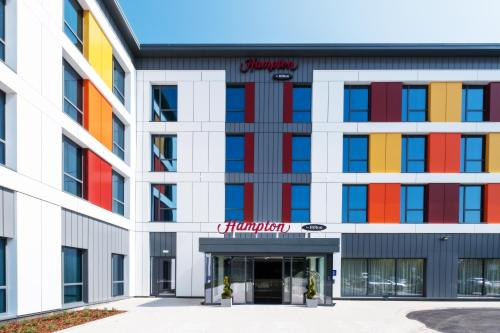 Hampton By Hilton Aberdeen Westhill in Westhill