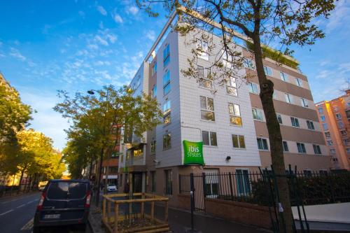 ibis Styles Paris Tolbiac Bibliotheque photo 35