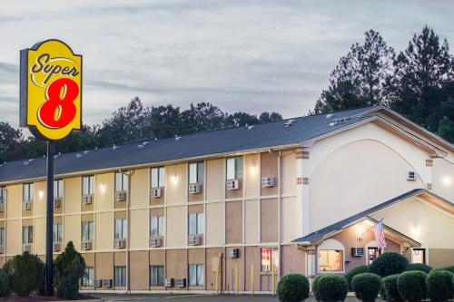 Super 8 By Wyndham Warner Robins - Warner Robins, GA 31093