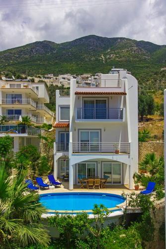 Kalkan Villa Ayşegül tatil
