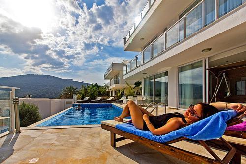 Kalkan Villa Al Nuzha online reservation