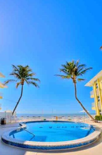 Sandpiper Gulf Resort Hotel Fort Myers Beach