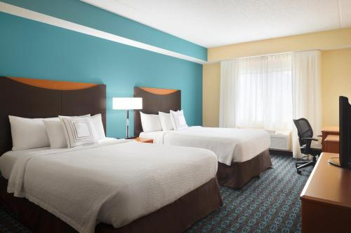 Fairfield Inn & Suites Minneapolis Bloomington/Mall of America Photo