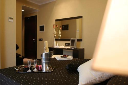 Hotel Latinum Rome In Italy