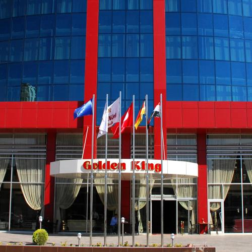 Mezitli Hotel Golden King adres