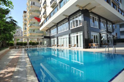 Antalya Hotel Royal Hill yol tarifi