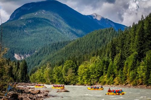 Whitewater Lodge - Golden, BC V0A 1H3