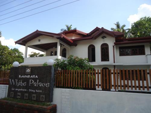 Rajarata White Palace