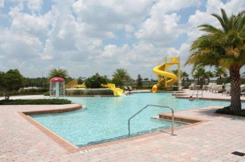 Golfer`s Paradise Executive Private Pool Home - Davenport, FL 33837