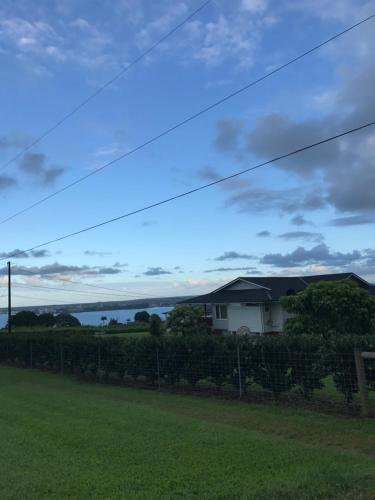 Hawaii, Ocean View Hilo Bay Photo