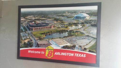 Super 8 Arlington near AT&T Stadium Photo