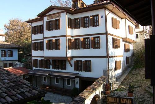 Safranbolu Ebrulu Konak yol tarifi