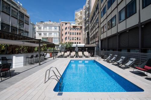 Catalonia Plaza Catalunya Hotel Barcelona