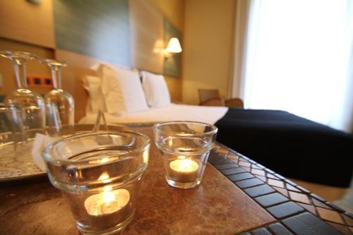 Superior Double Room Hotel de la Moneda 5
