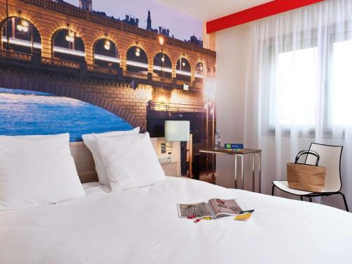 ibis Styles Paris Tolbiac Bibliotheque photo 90