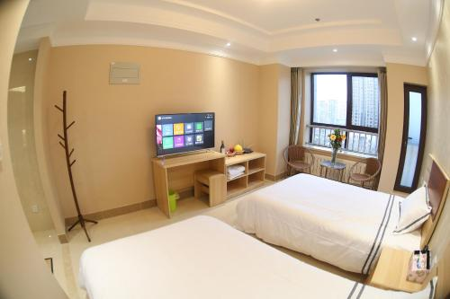 Beijing Hotels Apartment photo 34