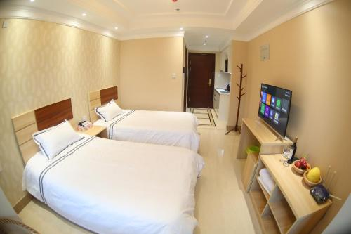 Beijing Hotels Apartment photo 35
