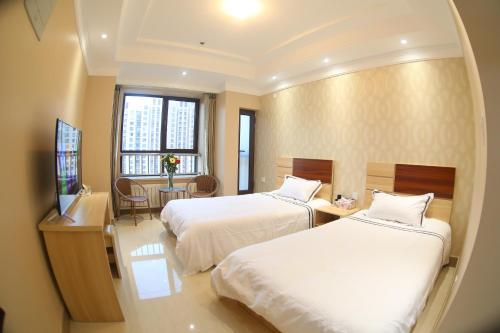 Beijing Hotels Apartment photo 38