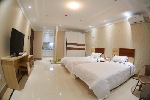 Beijing Hotels Apartment photo 41