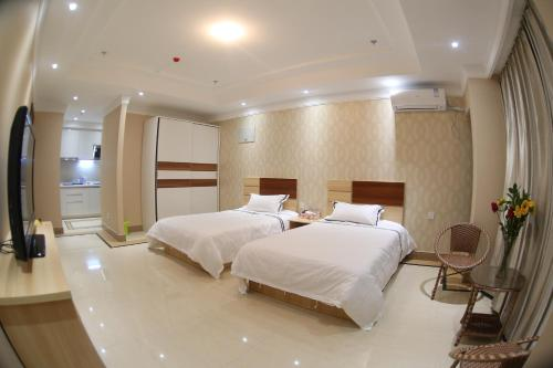 Beijing Hotels Apartment photo 42