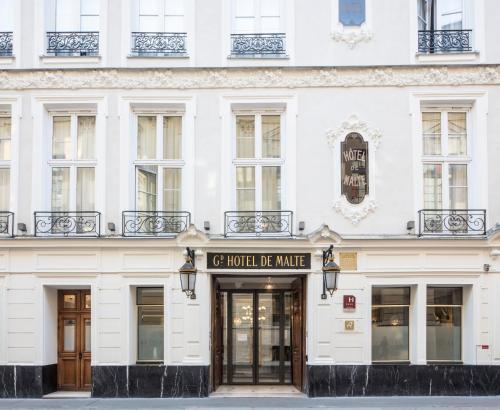 Hotel Malte - Astotel photo 8