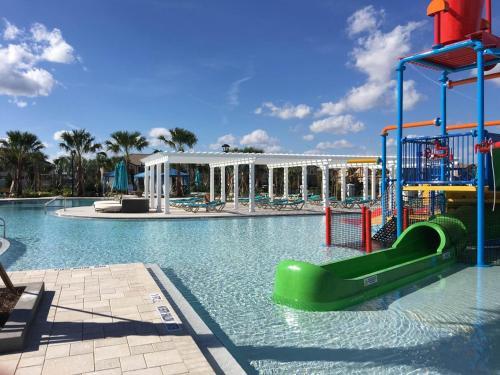 8 Br/6 Ba Pool Villa In New 5 Star Resort #1187 - Kissimmee, FL 34747