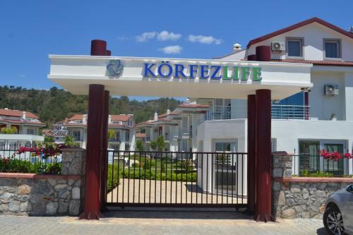 Fethiye Korfez Life Apartments odalar