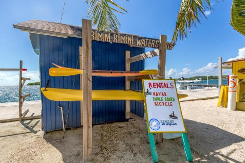 Kings Highway, North Bimini, Alice Town, Bahamas.