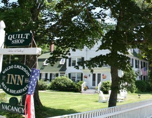 Waldo Emerson Inn - Kennebunk, ME 04043