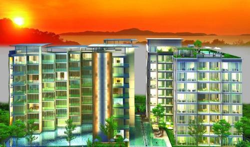 Apartment on Sunset Boulevard 2 - Pattaya South