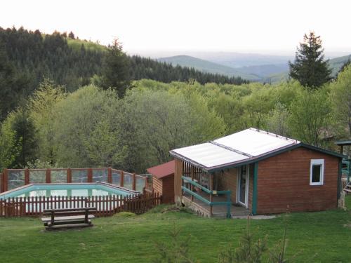 Camping Auberge les Myrtilles