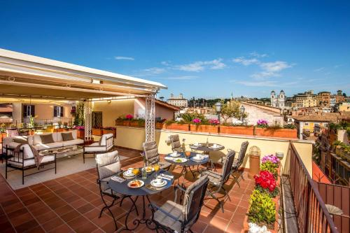 The Inn at the Spanish Steps-Small Luxury Hotels photo 156