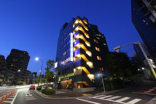4 Chome-9-10 Aobadai, Meguro, Tokyo 153-0042, Japan.