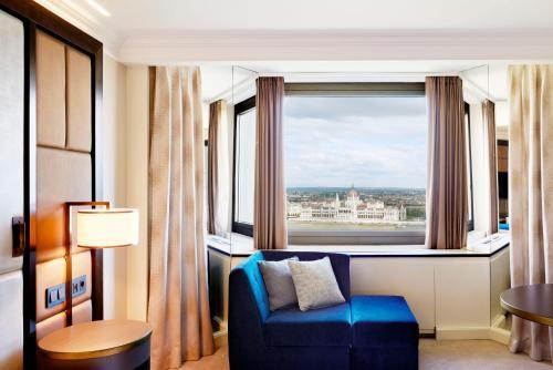 Hilton Budapest impression