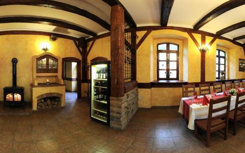 Penzion A Restaurace Nad Hradem