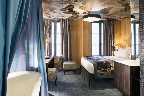 Hôtel Le Bellechasse Saint-Germain photo 40