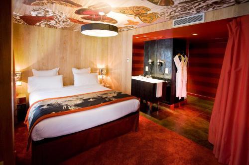 Hôtel Le Bellechasse Saint-Germain photo 41