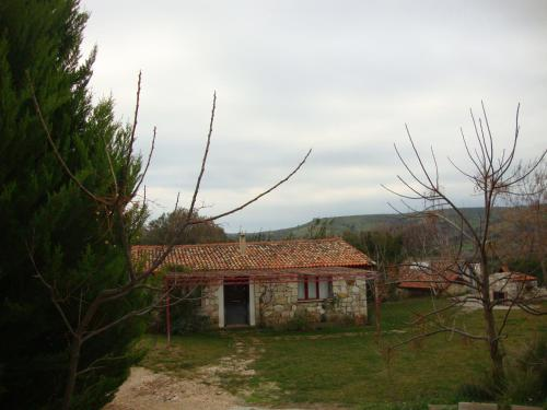 Urla Stone House in the Farm harita