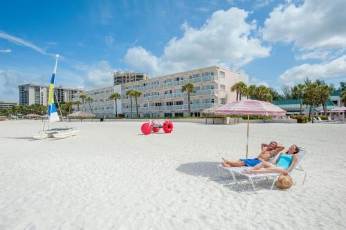 Sandcastle Resort At Lido Beach Hotel Sarasota